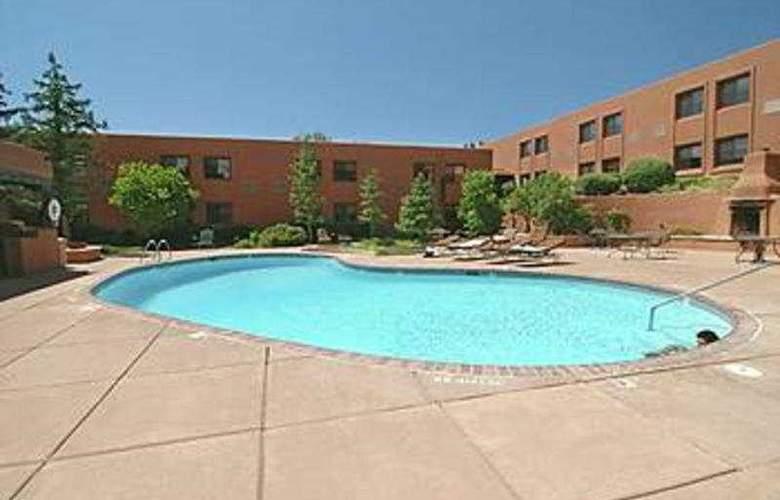 Lodge at Santa Fe - Pool - 3