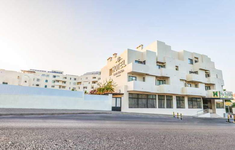 Santa Eulália Hotel Apartamento & Spa - Hotel - 0