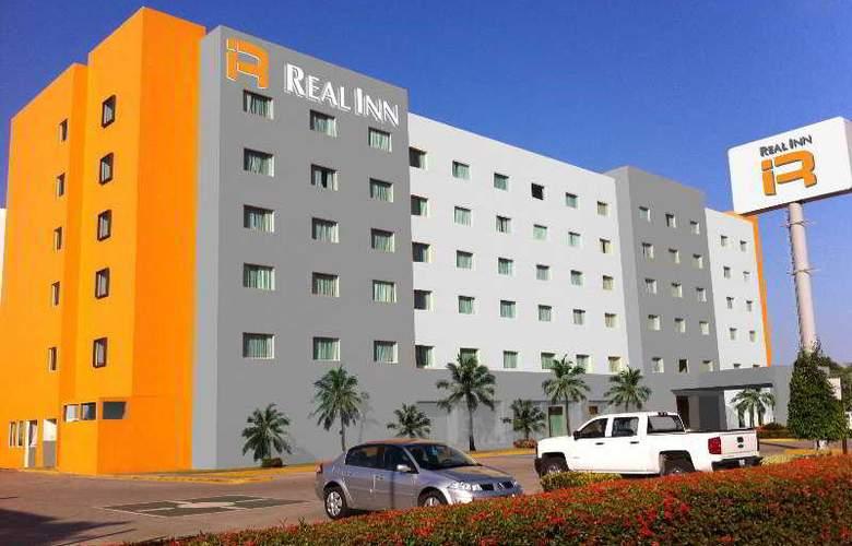 Real Inn Villahermosa - Hotel - 11