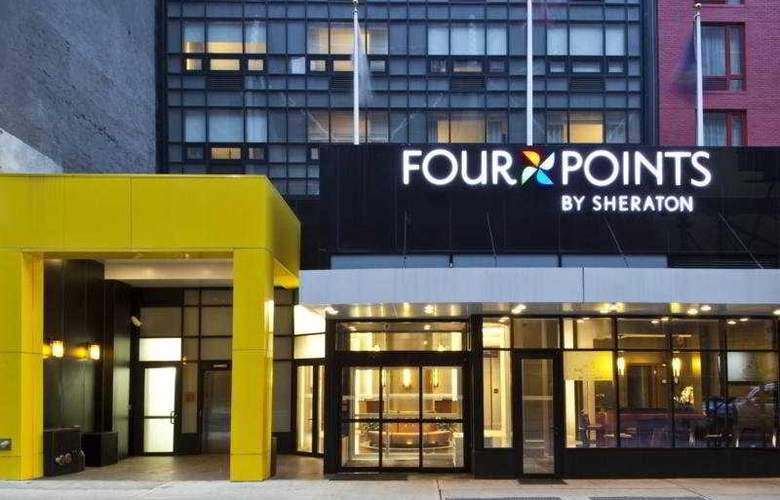 Four Points by Sheraton Midtown Times Square - Hotel - 0