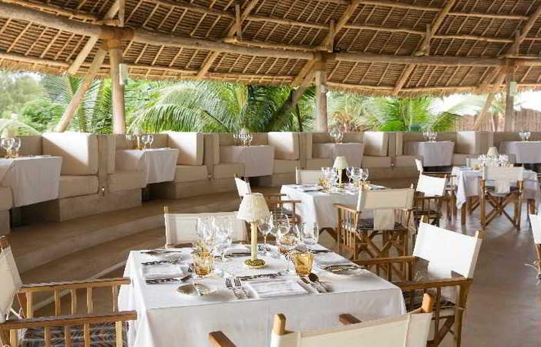 Gold Zanzibar Beach House spa - Restaurant - 6