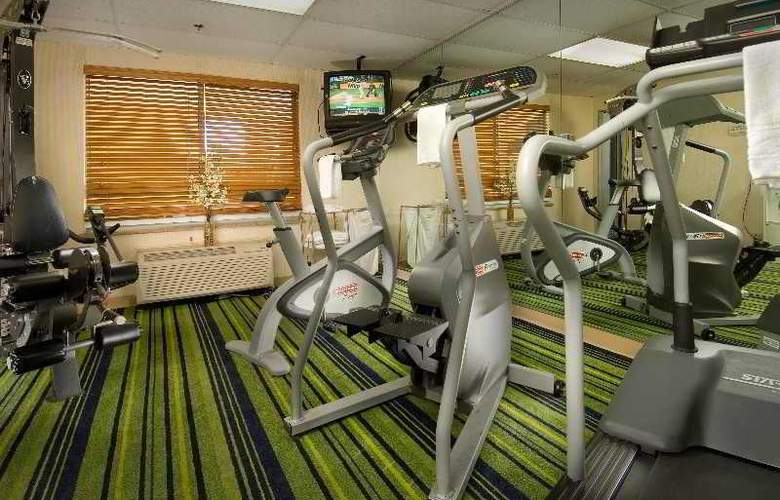 Quality Inn Miami Airport Doral - Sport - 11