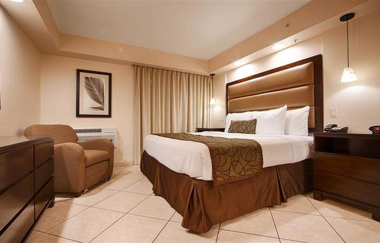 Best Western Plus Beach Resort - Room - 240