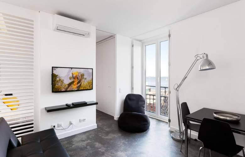Hello Lisbon Santa Apolonia Apartments - Room - 14