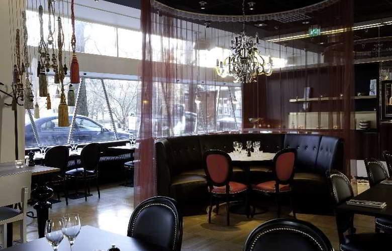 Scandic Malmen Stockholm - Restaurant - 16