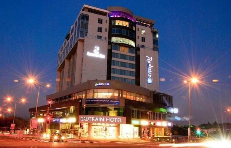 Radisson Blu Gautrain - Hotel - 0