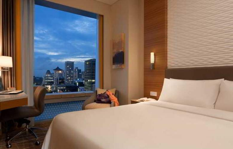 Jen Orchardgateway Singapore - Room - 11