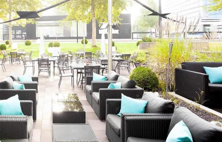 Novotel Zurich Airport Messe - Restaurant - 40