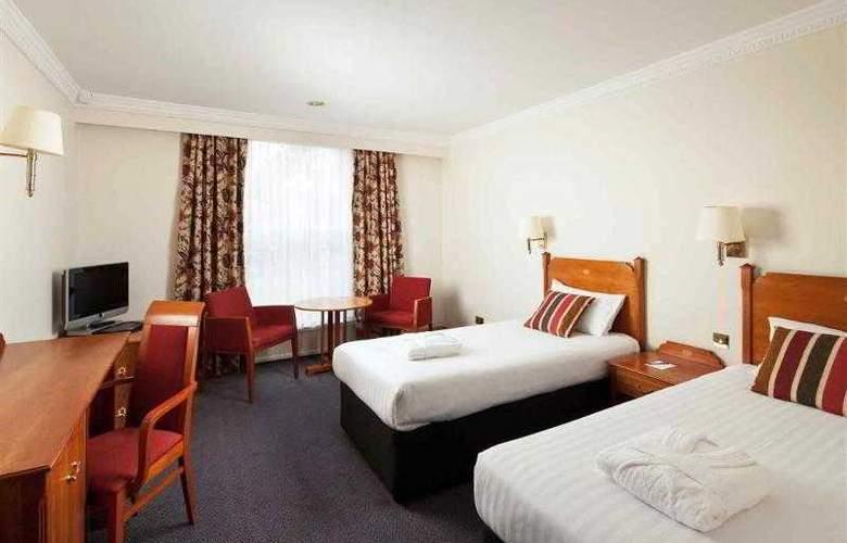 Mercure York Fairfield Manor - Hotel - 9
