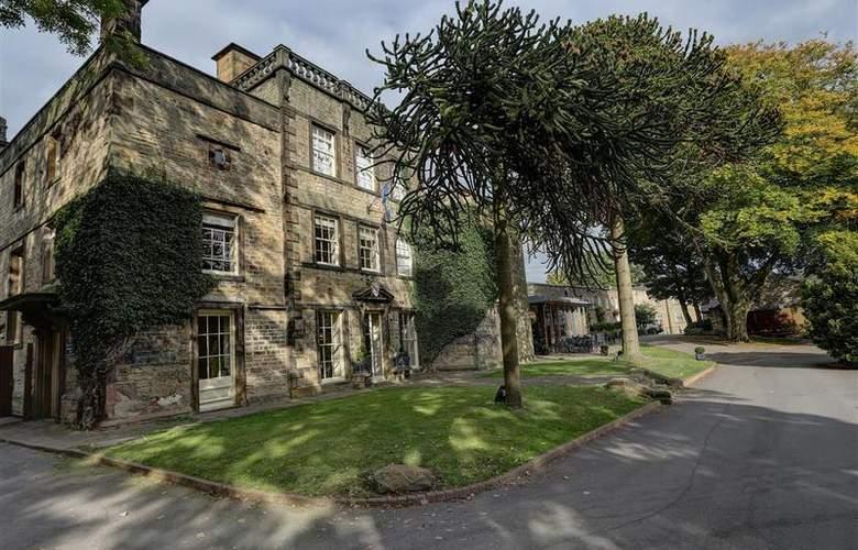 Best Western Mosborough Hall - Hotel - 141