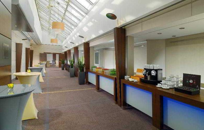 Sheraton Congress Hotel Frankfurt - Hotel - 11
