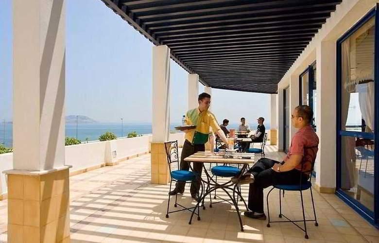 Ibis Moussafir Fnideq - Terrace - 5