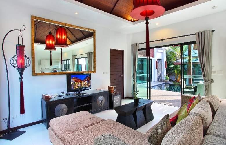 Bell Pool Villa Phuket - Hotel - 21