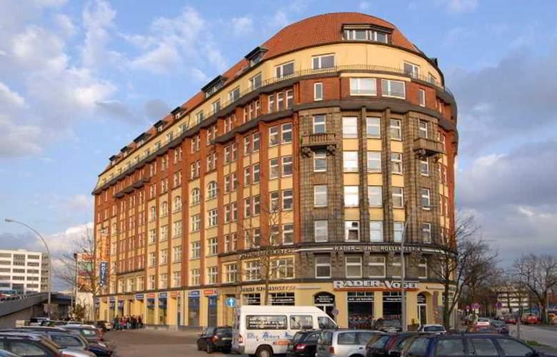 A&O City Hauptbahnhof Hamburg - Hotel - 0