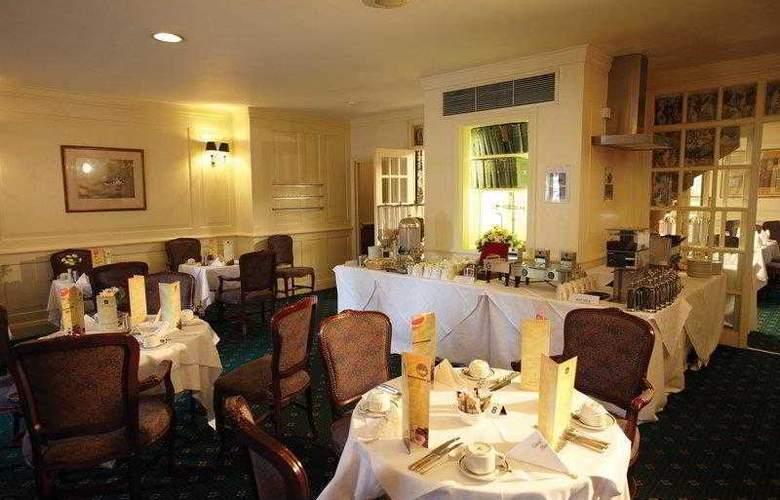 Best Western Gonville - Restaurant - 21