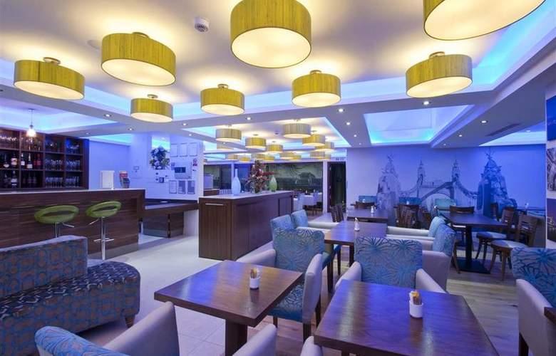 Best Western Plus Seraphine Hotel Hammersmith - Restaurant - 102