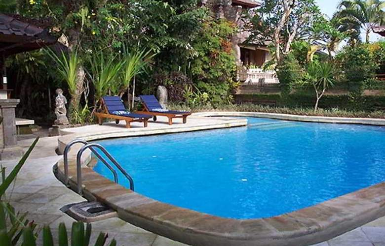 Puri Saraswati Bungalow - Pool - 9