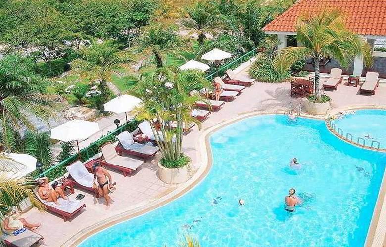 Old Phuket - Karon Beach Resort - Pool - 7