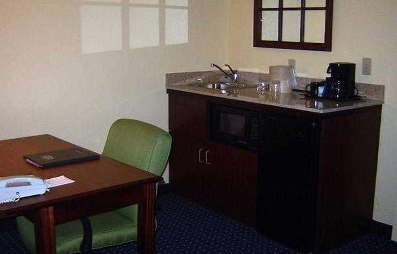 SpringHill Suites by Marriott Baton Rouge South - Hotel - 3