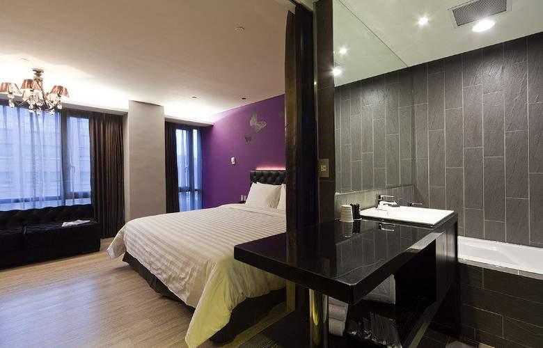 FX Hotel Taipei Nanjing East Rd - Room - 12
