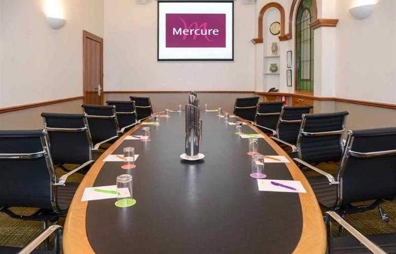 Mercure Grosvenor Adelaide - Hotel - 41