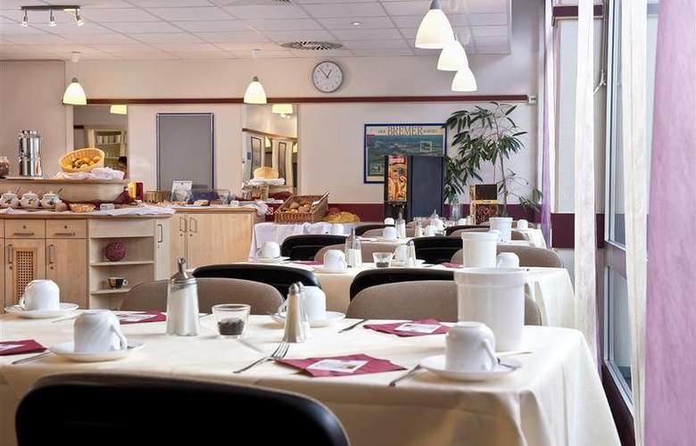 Best Western Achim Bremen - Restaurant - 32