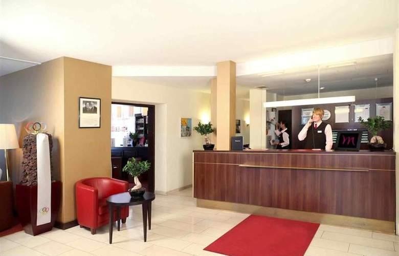 Mercure Hotel Muenchen am Olympiapark - Hotel - 28