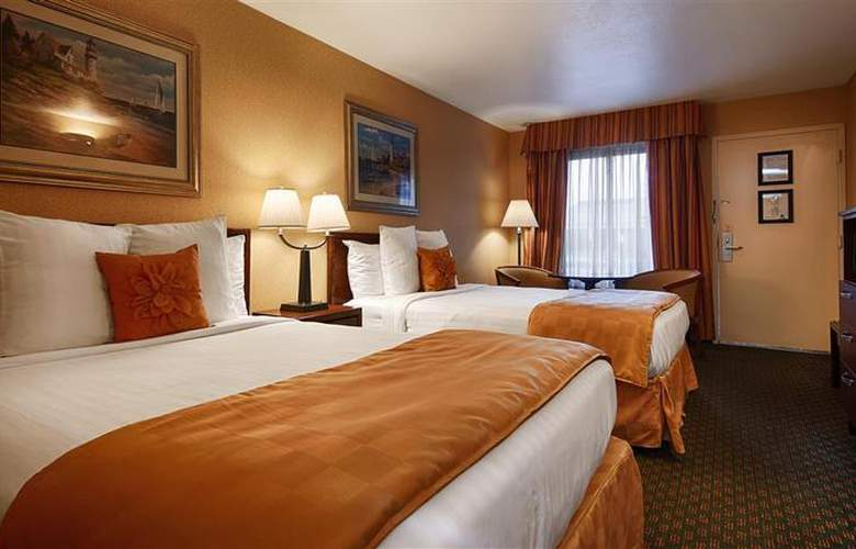 Best Western Salisbury Plaza - Room - 18