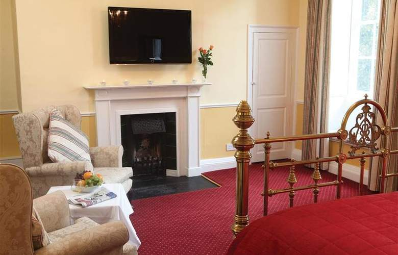Best Western Henbury Lodge Hotel - Room - 79