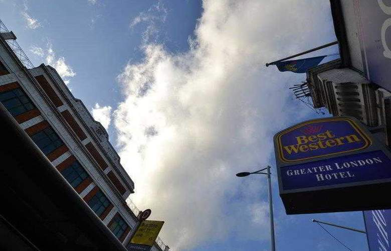 Best Western Greater London - Hotel - 10