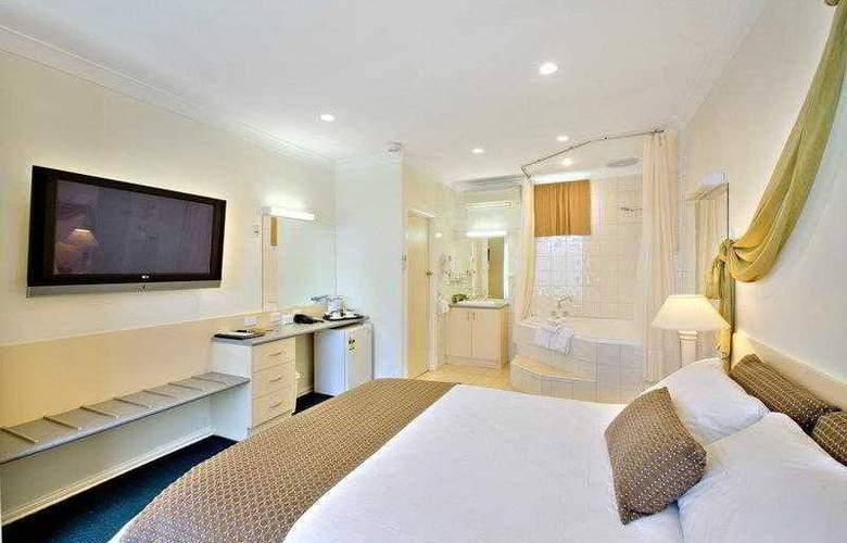 Best Western Melbourne's Princes Park Motor Inn - Hotel - 27