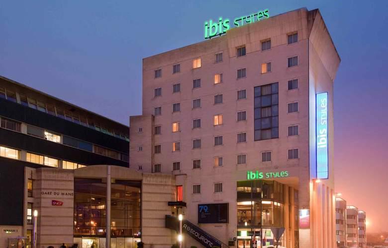 ibis Styles Le Mans Gare Sud - Hotel - 0
