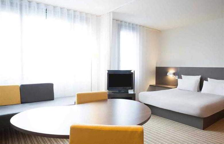 Novotel Suites Paris Velizy - Hotel - 18