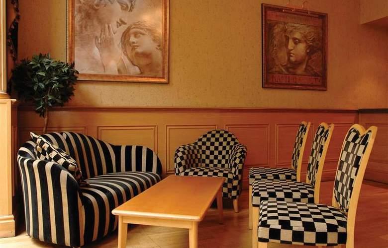 Hallmark Liverpool Sefton Park - Restaurant - 98