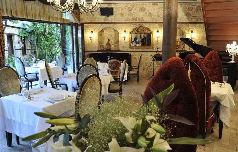 Tuvana Hotel - Restaurant - 4