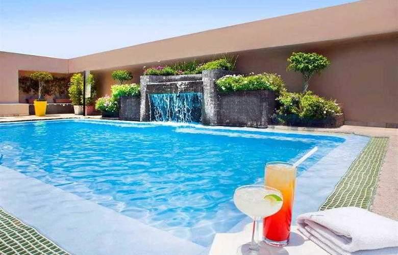 Novotel México Santa Fe - Hotel - 13