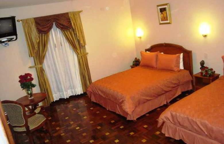 Hotel Boutique Plaza Sucre - Room - 1