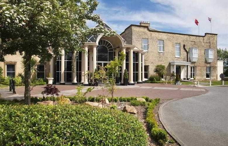 Mercure York Fairfield Manor - Hotel - 12