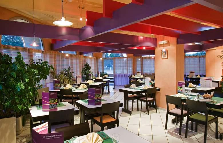 Mercure Vienne Sud Chanas - Restaurant - 3