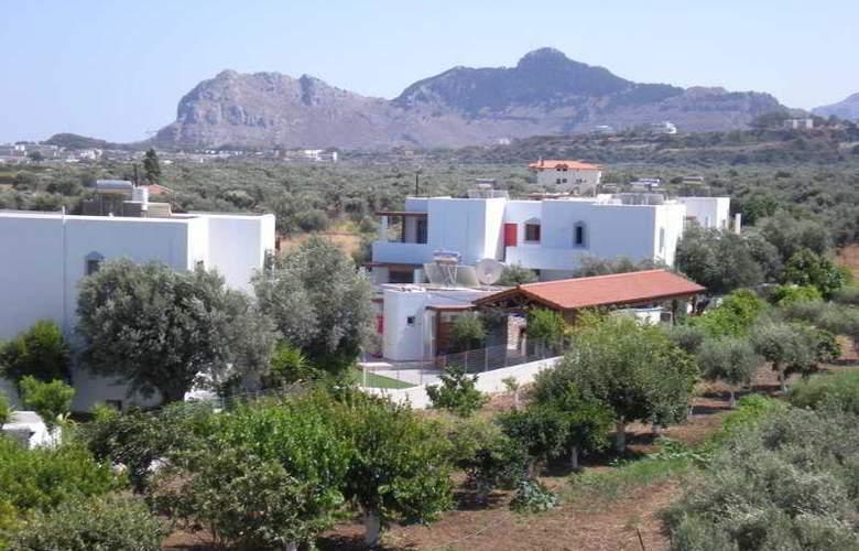 Triantafyllas apartments - Terrace - 2