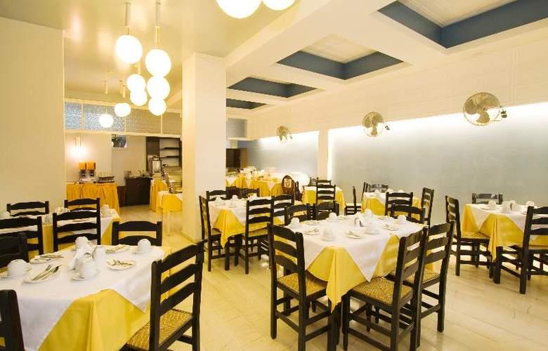 Kamari Beach - Restaurant - 13