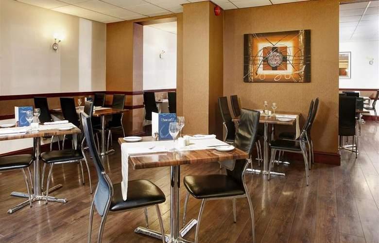 Best Western Hotel St Pierre - Restaurant - 51