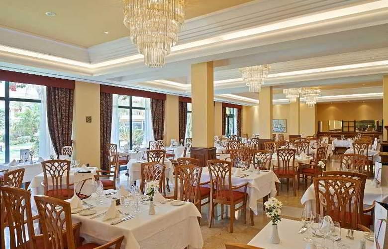 Hipotels Barrosa Palace & SPA - Restaurant - 6