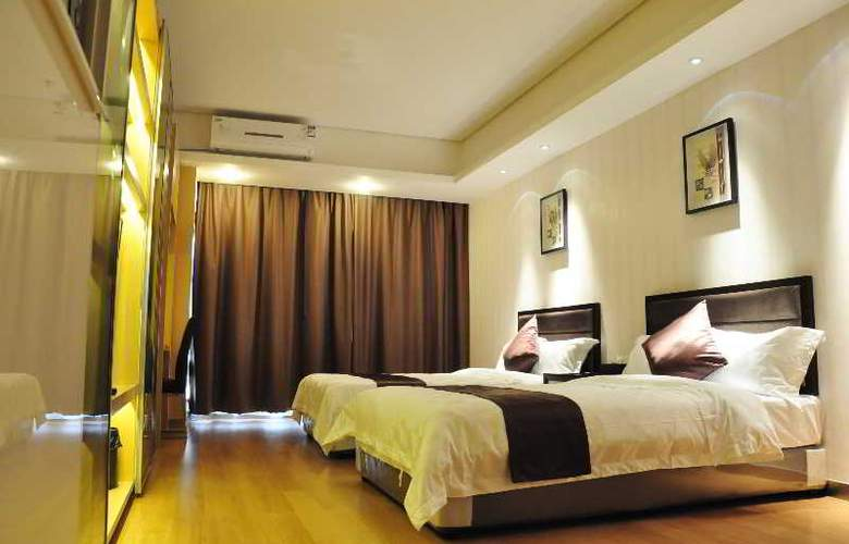 Baihe International Apartment Kecun Hopson Square - Room - 1
