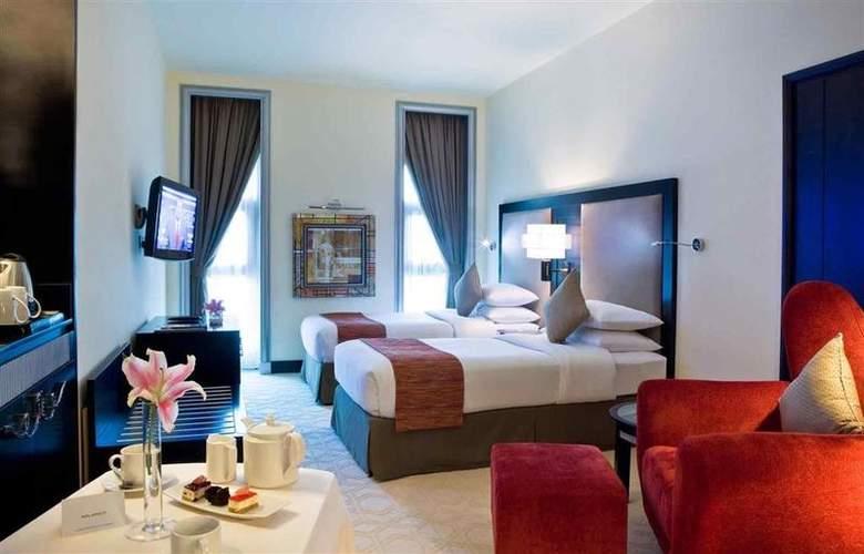 Mercure Gold Al Mina Road Dubai - Room - 1