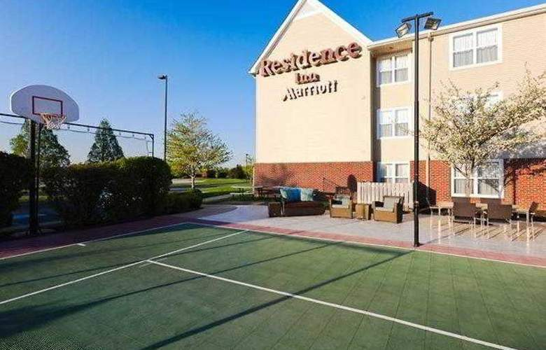 Residence Inn Indianapolis Fishers - Hotel - 12