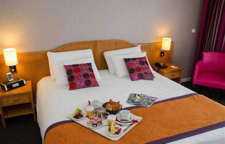 Mercure Thalassa Port Fréjus - Hotel - 34