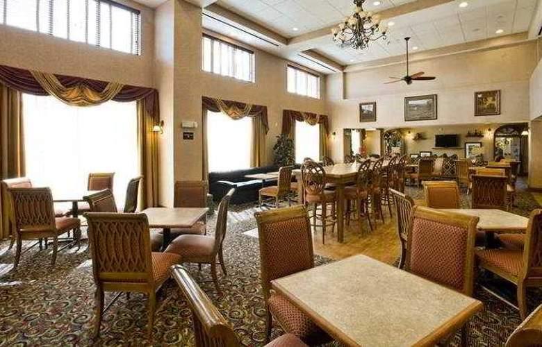 Hampton Inn & Suites Pittsburg - Restaurant - 3