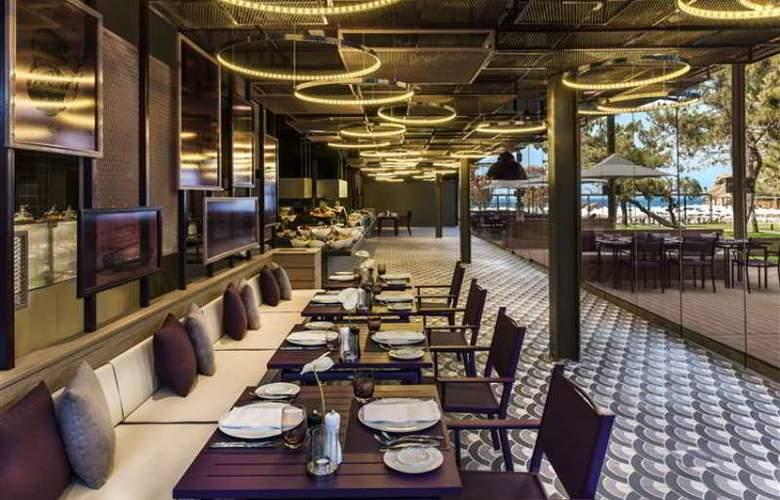 Maxx Royal Kemer Resort - Restaurant - 24