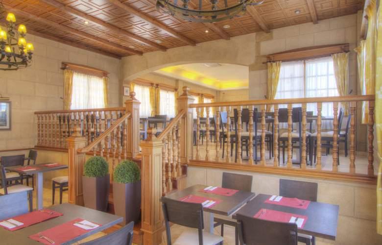 Ereza Dorado Suites - Restaurant - 4
